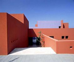 Casa en el Mediterráneo I  LEGORRETA+LEGORRETA