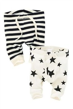 Buy Leggings Two Pack (0-18mths) from the Next UK online shop