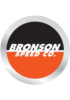 Bronson-Speed-Co. Spot-Logo-Decal - titus-shop.com  #Misc. #AccessoriesMale #titus #titusskateshop