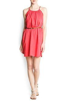 Mango Καθημερινά φορέματα collection Καλοκαίρι 2013
