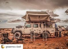 If your not following @graeme.r.bell than you really don't know what overlanding is...Graeme his wife and two kids have been on the road literally for over 4 years. Everything they own is somewhere in their truck. The tent is their house...overlanding literally is their life so give them a follow as they live offroad everywhere they go- @graeme.r.bell @graeme.r.bell @graeme.r.bell #landrover #defender #landroverdefender #oregontrailoffroad #ambassadorsofadventure #wewillbefree #overlandlife…