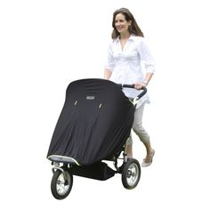 SnoozeShade Twin is the award-winning breathable blackout cover for double prams and strollers Double Prams, Take A Nap, Stork, Travel With Kids, Summer Fun, Little Ones, Baby Items, Cute Babies, Baby Strollers