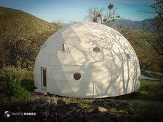 Eco-living Dome Home