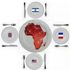 Africa feeds the world yet its painted as world hungry place