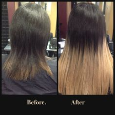 Great Lengths extensions at award winning Salon Caprio's Hair Studio