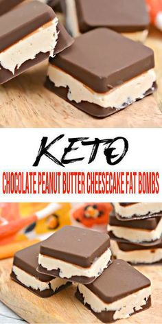 Keto fat bombs you wont be able to pass up! {Easy} low carb keto fat bomb recipe for the best cheesecake candy peanut bu Cream Cheese Fat Bombs, Cream Cheese Recipes, Chocolate Fat Bombs, Low Carb Chocolate, Low Carb Desserts, Low Carb Recipes, Healthy Recipes, Healthy Tips, Perfect Cheesecake Recipe