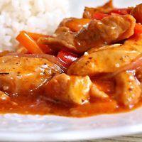Recept : Kuřecí sweet and sour | ReceptyOnLine.cz - kuchařka, recepty a inspirace