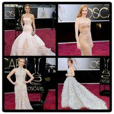 #BestDressedPredictions #Oscars2013 #AcademyAwards2013 #JenniferLawrence #JessicaChastain #AmandaSeyfried and #AmyAdams