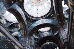 The Pantheon's In-Between.