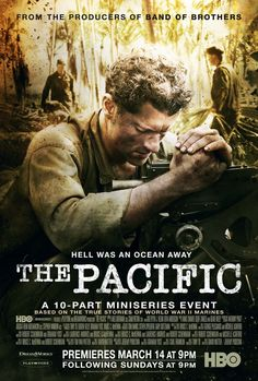 """The Pacific"""" (2010) Co-Directed by Carl Franklin TVM"""