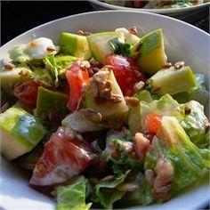 Apple and Sunflower Seed Salad - Allrecipes.com