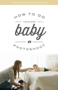 Wondering how to get those amazing baby shots? Step-by-step guide to nailing your DIY baby photos in your very own home.