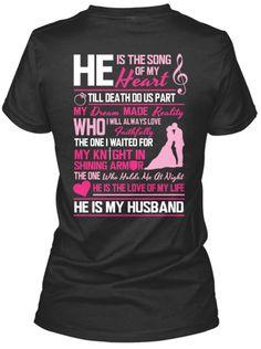 He Is My Husband