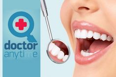 Το doctoranytime.gr αφιερώνει τον μήνα Νοέμβριο σε όλους εκείνους που επιλέγουν να χαμογελούν πλατιά! Σκοπός του είναι να γεμίσει η πόλη λαμπερά χαμόγελα!!!  Το doctoranytime.gr αποκλειστικά, σε συνεργασία με τους οδοντιάτρους του δικτύου του, μας καλεί να βάλουμε την στοματική μας υγεία σε προτεραιότητα και να κλείσουμε ραντεβού άμεσα για καθαρισμό δοντιών, μόνο με 30€, έτσι ώστε να χαμογελάμε πλατιά από υγεία και ικανοποίηση! White Smile, Health And Wellness, Health Fitness