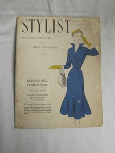 50s fashion--- love the bottom--kind of a mermaid flare, but casual--so chic
