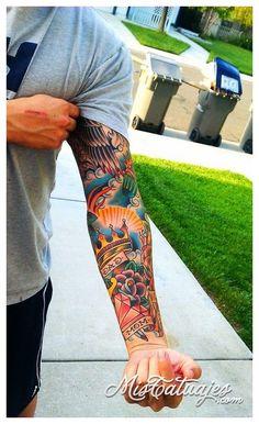 colores en los tatuajes 1