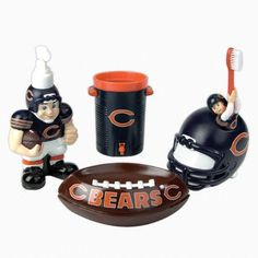 Wake up your team spirit every morning . Features the official team colors and logo. Officially licensed by the NFL.