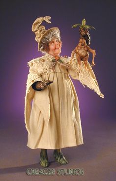 Professor Sprout 1:12th Miniature Scale by Creager Studios