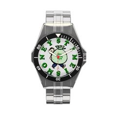 Time is Money Wristwatches