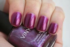 CND Vinylux Tango Passion: http://beautyeditor.ca/2014/05/12/cnd-summer-2014/