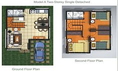 Designs for Detached Guest House Floor Plan