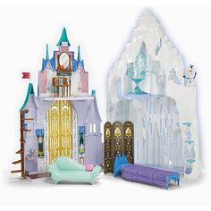 La Reine des Neiges Le château et le palais de glace - Mattel prix promo Jouets Mattel Toys R Us 149.99 € TTC