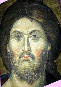 Religious Images, Religious Icons, Religious Art, Byzantine Icons, Byzantine Art, Writing Icon, Christ Pantocrator, Pictures Of Jesus Christ, Jesus Christus