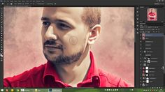 Как я обработал свою аватарку (Mr. Marmok)