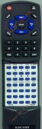 PANASONIC Replacement Remote Control for PVM2047, PVM2737, PVM2767, PVM2768, PVM2947 by Redi-Remote. $46.95. This is a custom built replacement remote made by Redi Remote for the PANASONIC remote control number VSQS1483. *This is NOT an original  remote control. It is a custom replacement remote made by Redi-Remote*  This remote control is specifically designed to be compatible with the following models of PANASONIC units:   PVM2047, PVM2737, PVM2767, PVM2768, PVM2947...