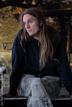Mathias Nygård from Turisas