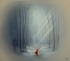 Little Red Riding Hood by ~Fabera on deviantART
