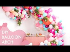 ホームパーティーが盛り上がる♡風船を使った「バルーンアーチ」の作り方 - LOCARI(ロカリ)
