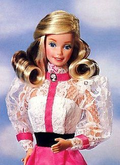 Had this Barbie