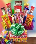 #Birthday Surprise 12 bar #Candy #Bouquet