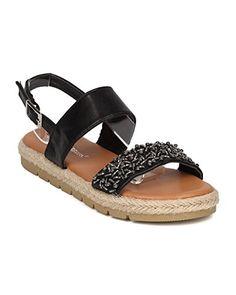 c7e4918fb9df 20 Best Flat or Flatform Sandals images