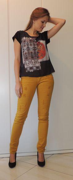 Calça Jeans: tamanhos: 36, 40, 42