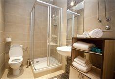 Bathroom in Lux Balkan-inn apartment in Belgrade!