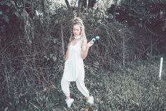 Mollie Moon | WEARFATE | Style Blog | Choker Tank Forever 21