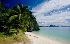 Beaches of El Nido and Bacuit Bay - Palawan, Philippines: Palawan Mainland - El Nido, Palawan, Philippines