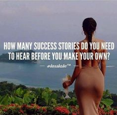 Make your success story