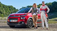 Citroen Takes Three Couples On Blind Dates In A Rally Stage