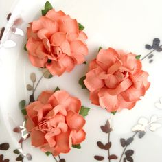 Paper Flowers in 22 Colors for DIY Wedding Projects – Kara's Vineyard Wedding