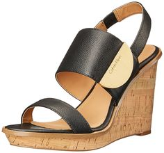Calvin Klein Women's Padma Wedge Sandal -- You can get additional details at the image link. (This is an affiliate link and I receive a commission for the sales)