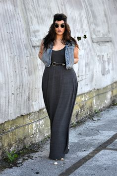 Best Plus-Size Fashion Bloggers - Nadia Aboulhosn Curvy Dressing Tips