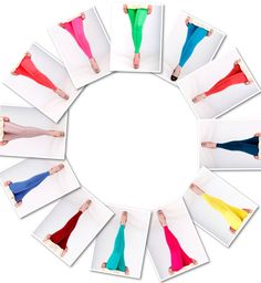 Color your world with Hellolilo leggings!