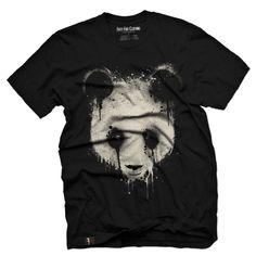 Fifty5 Clothing - Panda vintage tee...