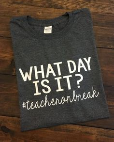 What Day Is It? 2019 summer t shirt summer nights t shirt sleeve summer t shirt half sleeve t shirts sleeveless tee t shirt t shirt dresses shirt bobo summer cup tshirt Sommerkleider Trend 2019 Teacher Summer, Teacher Wear, Teacher Style, Teacher Outfits, Teacher Fashion, Work Outfits, Teacher Gifts, Teacher Wardrobe, Teacher Tools