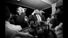 Fuga de luz fotografías de bodas