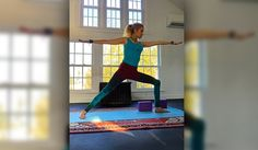 Elizabeth Wald has taken up yoga as a way to control her pain from rheumatoid arthritis and fibromyalgia. Yoga has provided relief for her arthritis.