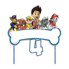 Cumple Paw Patrol, Paw Patrol Party, Cake Images, Smurfs, Disney Characters, Fictional Characters, Birthdays, Snoopy, Birthday Parties
